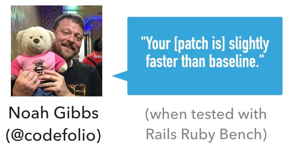 Noah gibbs performance quote